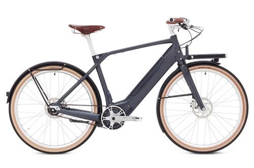 Schindelhauer E-Bike Heinrich im Profil