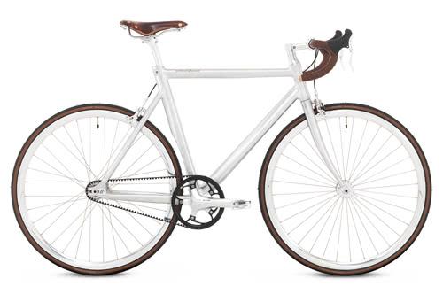 Schindelhauer Fahrrad Siegfried Road im Profil
