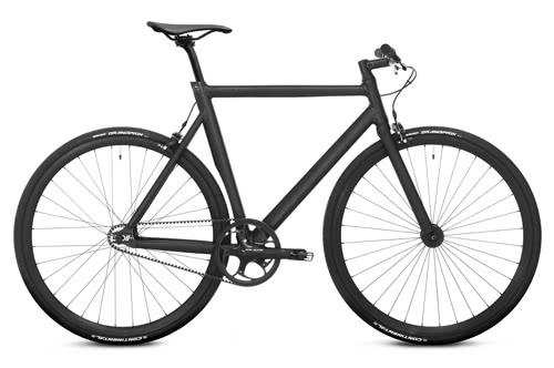 Schindelhauer Fahrrad Viktor im Profil