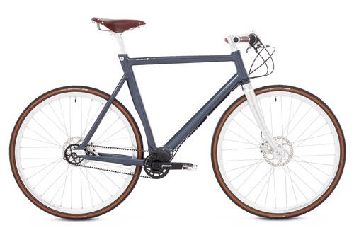 Schindelhauer Fahrrad Wilhelm C-Line im Profil
