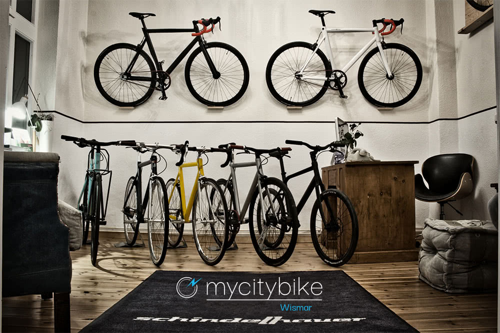 mycitybike Wismar Innenansicht